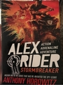 ALEX RIDER 1 STORMBREAKER - Anthony Horowitz
