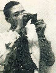 Author photo. A. Merryweather