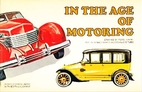 In the Age of Motoring by Ronald Barker