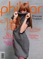 Phildar Magazine no. 9 Winter 2008-2009…