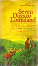 Seven Days to Lomaland by Esther Warner