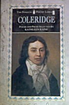 Coleridge: Poems and Prose by Samuel Taylor…