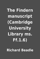 The Findern manuscript (Cambridge University…