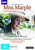 Agatha Christie's Miss Marple: Collection 3…