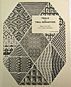 Twills and Twill Derivatives : Design Your…