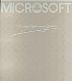 Microsoft C 6.0 Update - C Reference (for…