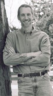 Author photo. Courtesy of David LaRochelle