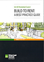 Build to Rent: A Best Practice Guide by…