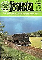 Eisenbahn Journal, 4/1984 Juni by Eisenbahn…