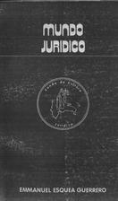 Mundo jurídico by Emmanuel Esquea Guerrero