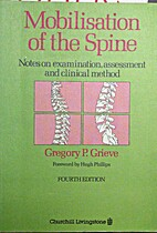 Mobilization of the Spine: Notes on…