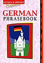 German Phrase Book (Geddes & Grosset…