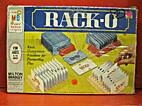 Rack O (Rack-O) {game} by Milton Bradley
