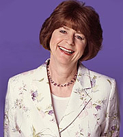Author photo. pamayres.com