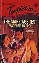The Marriage Test by Madeline Harper