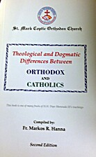 Differences Between Orthodox ans Catholocs…