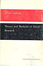 Theory and methods of social research by…