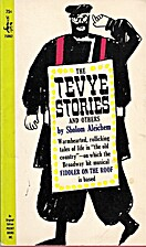 Tevye the Dairyman and Other Stories by…