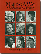 Making a Way Lesbians Out Front by J. Biren