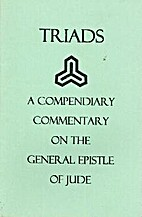 Triads: a Compendiary Commentary on the…
