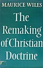The remaking of Christian doctrine by…