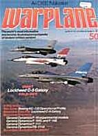 Warplane Volume 5 Issue 50 Lockheed C-5…