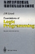 Foundations of logic programming by J. W.…
