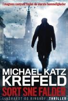 Sort sne falder by Michael Katz Krefeld