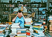Author photo. Bruce Whitehill, 1980's