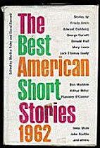 The Best American Short Stories 1962 by…