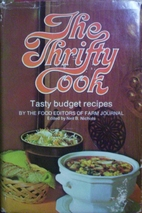 The Thrifty Cook (Tasty Budget Recipes) by…