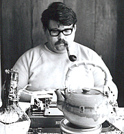 Author photo. Photo by Ron Zimmerman, circa 1970 (Wikipedia)