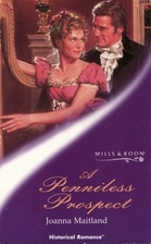A Penniless Prospect by Joanna Maitland