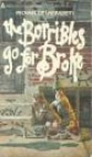 The Borribles Go for Broke by Michael De…