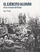 El ejército alemán en la invasión de…