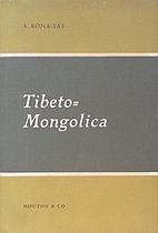 Tibeto-Mongolica. The Tibetan loanwords of…