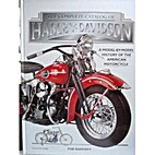 THE COMPLETE CATALOG OF HARLEY-DAVIDSON (A…