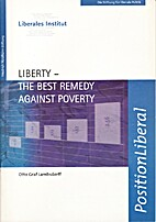 Liberty: The Best Remedy against Poverty by…