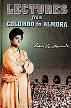Lectures from Colombo to Almora by Swami…