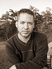 Author photo. Photograph by Derek Jones