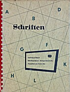 Schriften by Ludwig & Mayer