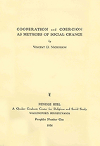Cooperation and coercion as methods of…