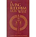 Living Buddhism for the West by Lama…