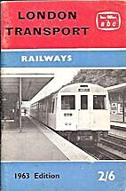 ABC London Transport Railways by Ian Allan