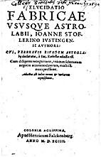 Elucidatio fabricae vsusque astrolabii,…