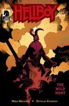 Hellboy: The Wild Hunt #7 by Mike Mignola