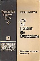 Für die Freiheit des Evangeliums Heft 2 by…