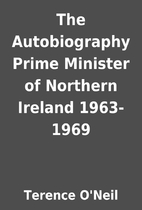 The Autobiography Prime Minister of Northern…