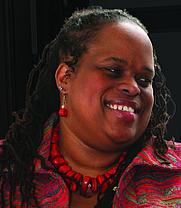 Author photo. Regina D. Jemison