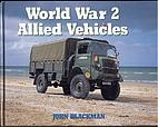 World War 2 Allied Vehicles (Normandy 1944)…